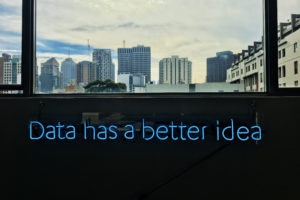 "Neon ""Data has a better idea"""