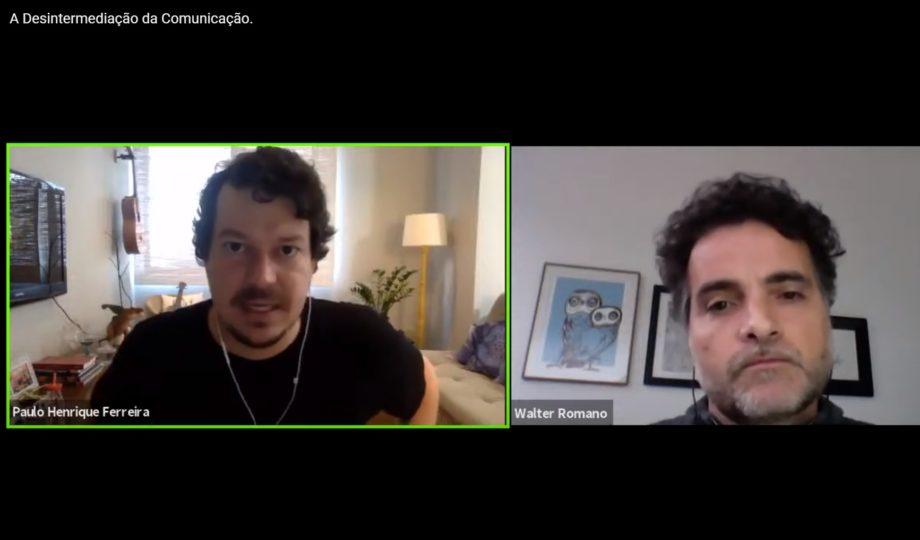 Desintermediação da comunicação - Webinar com Paulo Henrique Ferreira na FDC