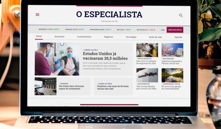 Banco Safra lança o portal O Especialista